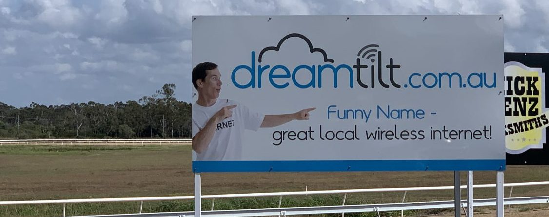 Gladstone Turf Club - Sponsored by Dreamtilt